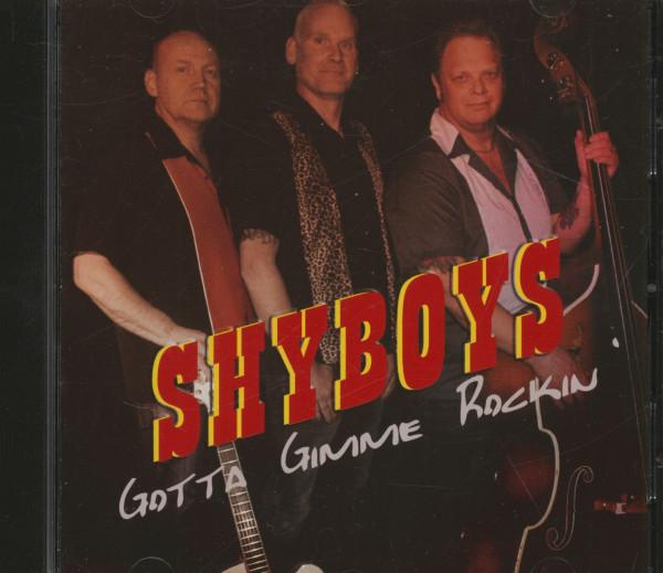 Gotta Gimme Rockin' (CD)