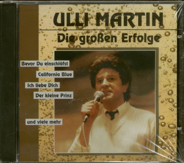 Die Großen Erfolge (CD)