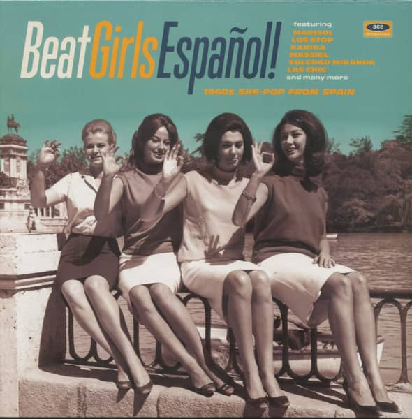 Beat Girls Español! 1960s She-Pop From Spain (LP)