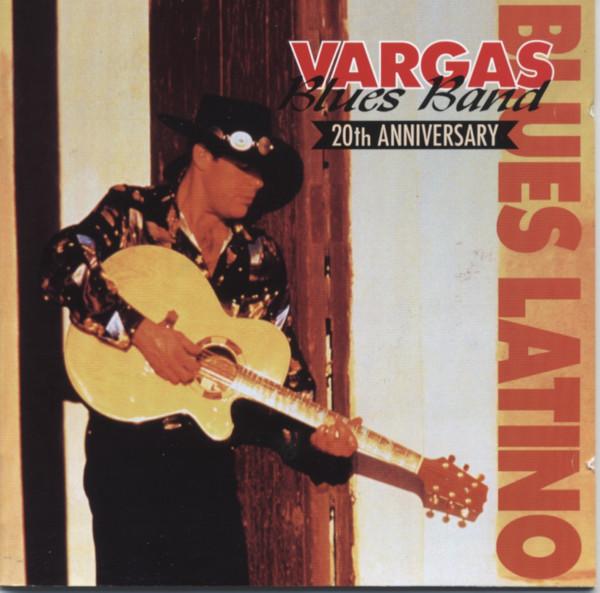 Blues Latino - 20th Anniversary