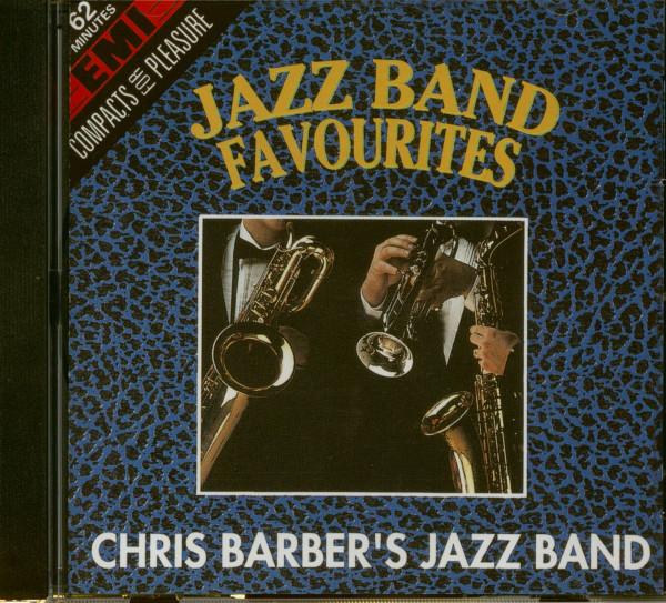 Jazz Band Favourites (CD)