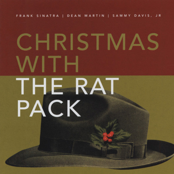 Christmas With The Rat Pack (CD, EU)
