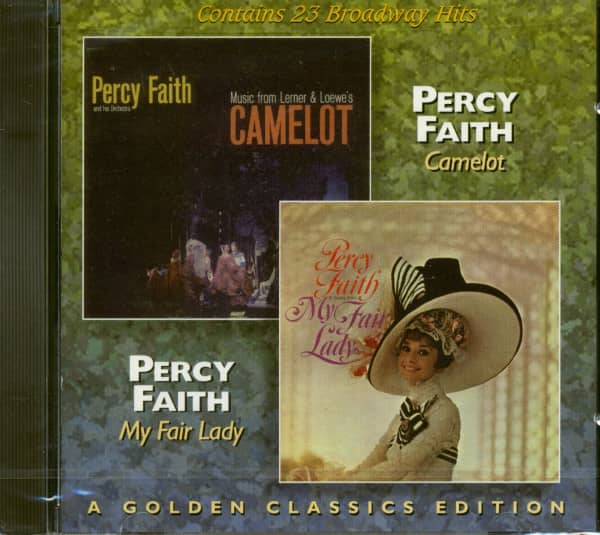 Camelot - My Fair Lady (CD)