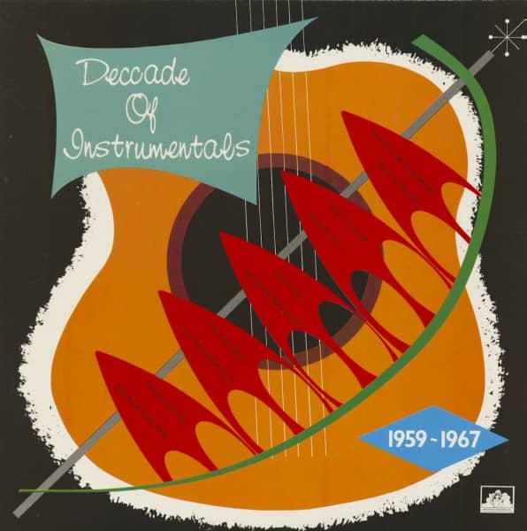 Decade Of Instrumentals 1959-67 (LP)