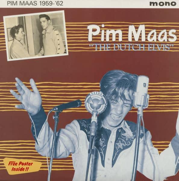 The Dutch Elvis 1959-62 (LP + Poster)