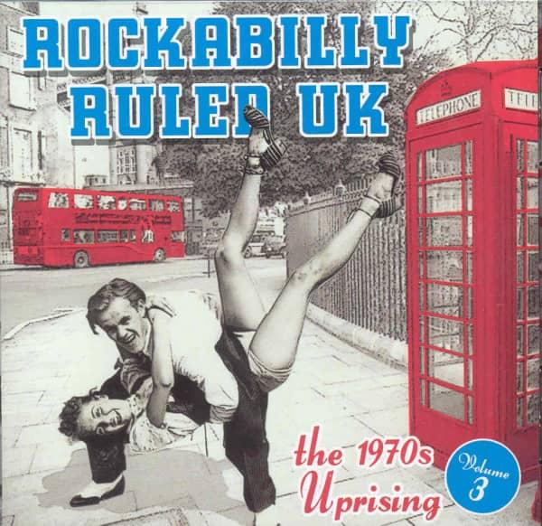 Vol.3, Rockabilly Ruled UK