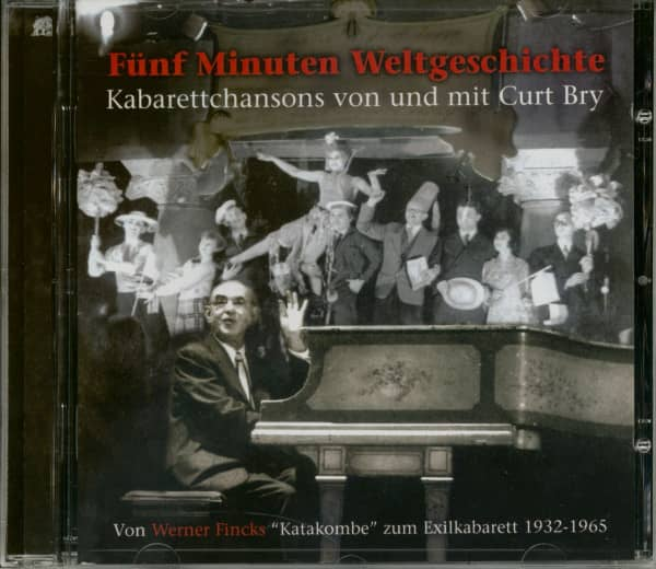 Fünf Minuten Weltgeschichte (CD)