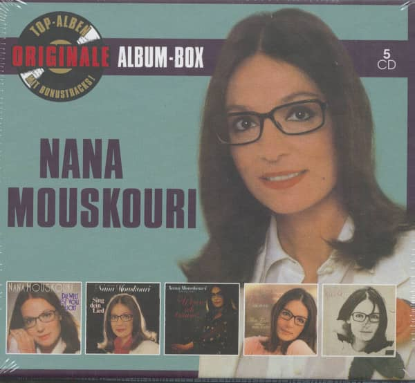 Originale Album-Box (5-CD)