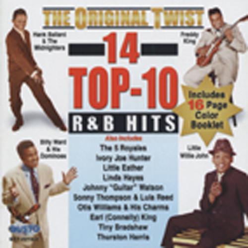 The Original Twist - 14 TOP-10 Hits (King)