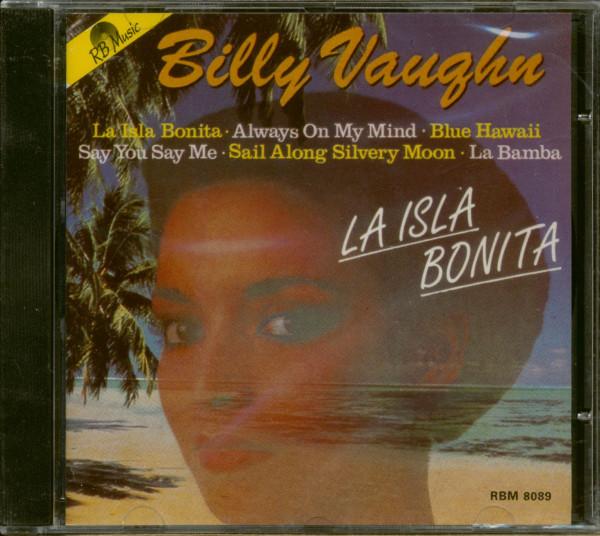 La Isla Bonita (CD)