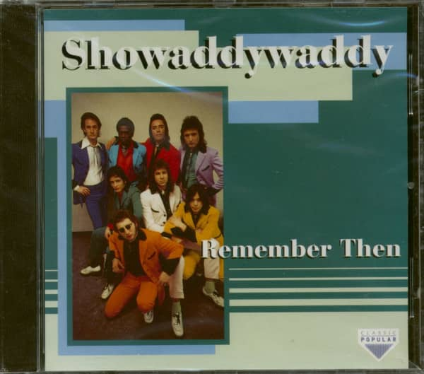 Remember Then (CD)