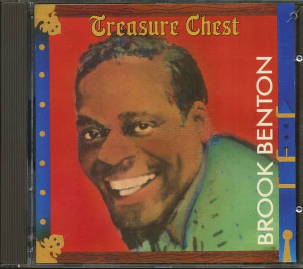 Treasure Chest (CD, EP)