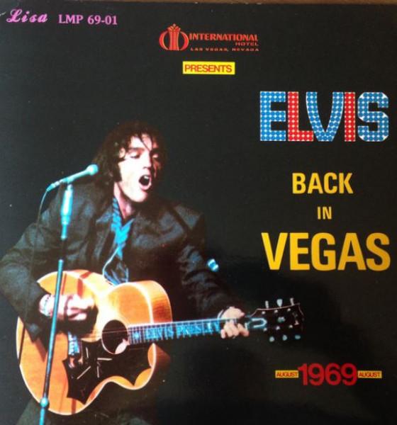 Back In Vegas (LP, Blue Splatter)