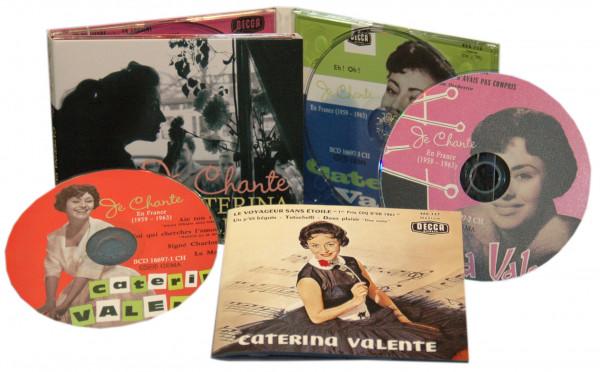 Je chante - C.V. en France 1959-63 (3-CD)