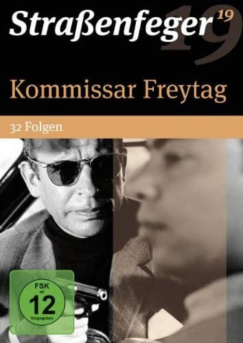 Straßenfeger Vol.19: Kommissar Freytag (5-DVD)