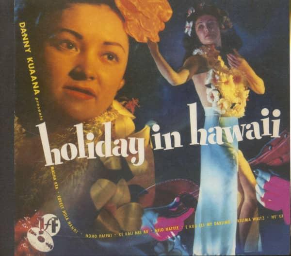 Holiday In Hawaii (CD)