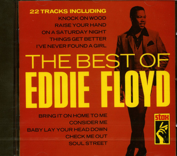 The Best Of Eddie Floyd (CD)