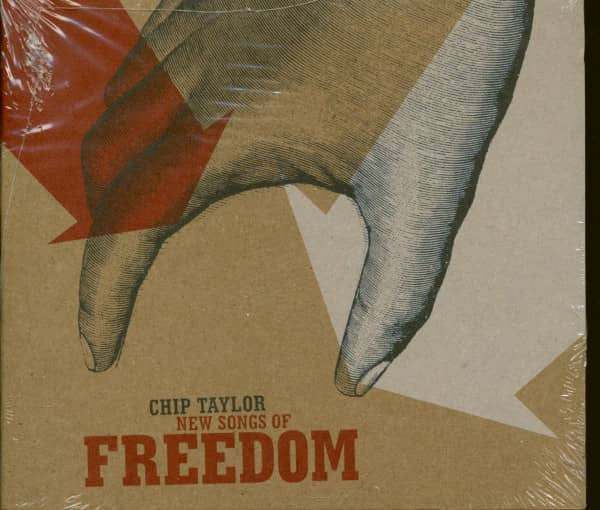 New Songs Of Freedom (CD)