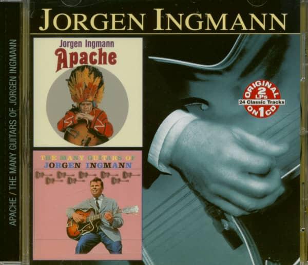 Apache & The Many Guitars Of Jorgen Ingman (CD)