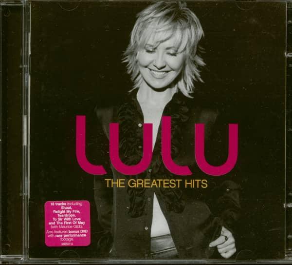 Greatest Hits - CD & Bonus DVD