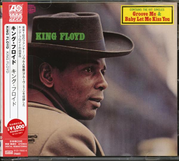King Floyd (CD, Japan)