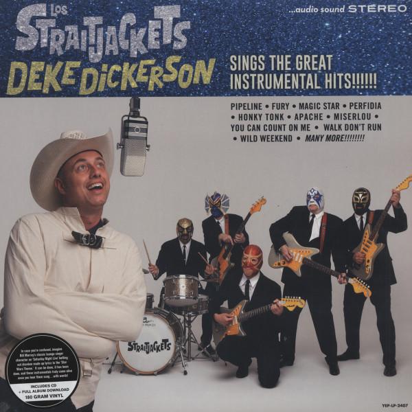 Sings The Great Instrumental Hits (180g Vinyl + CD)