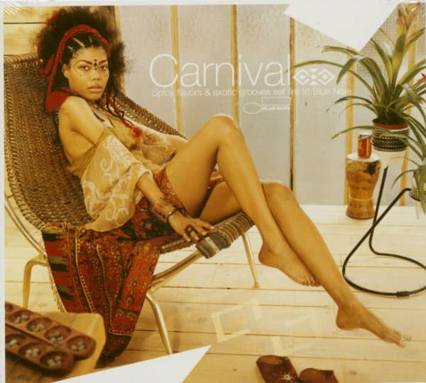 Carnival - Spicy Flavors & Exotic Grooves (CD)