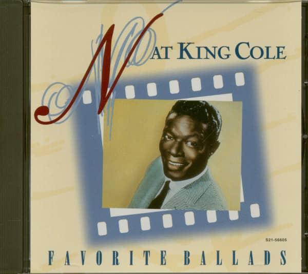 Favorite Ballads (CD)