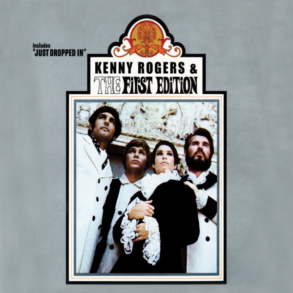 Kenny Rogers & First Edition (1967) 180g Vinyl LP