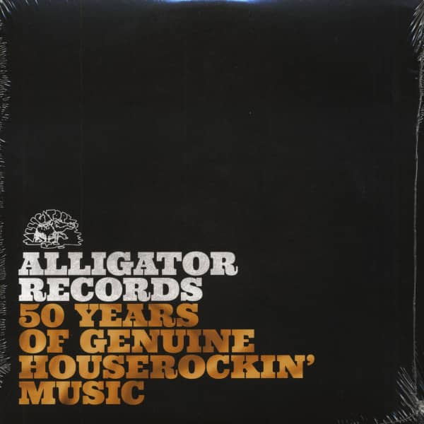 Alligator Records - 50 Years Of Genuine Houserockin' Music (2-LP)