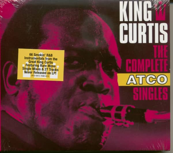 The Complete ATCO Singles (3-CD)