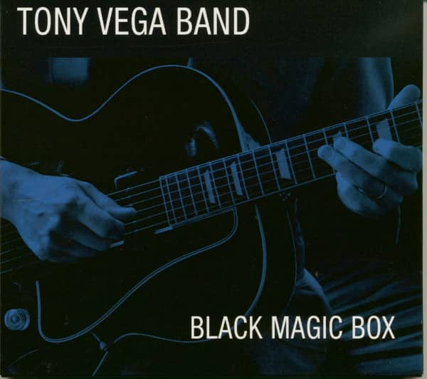 Black Magic Box (CD)