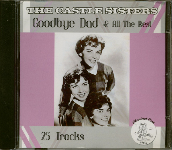 Goodbye Dad And All The Best (CD)