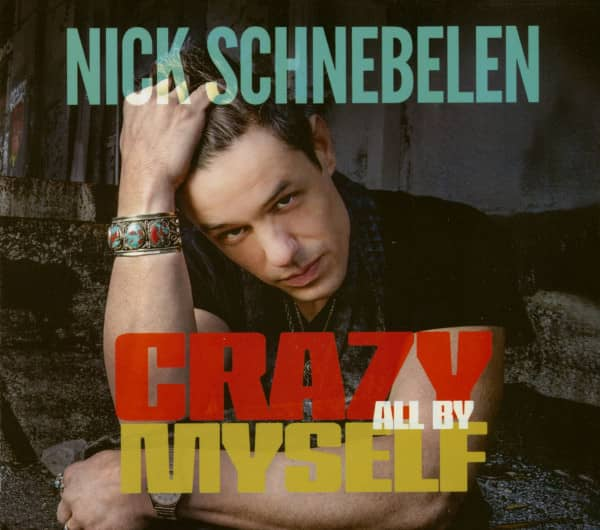 Crazy All By Myself (CD)
