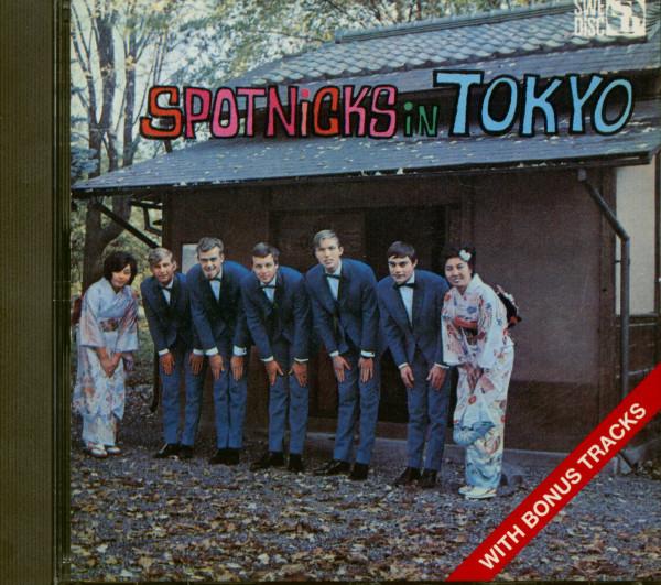 In Tokyo (CD Album)