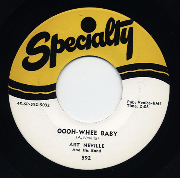 Oooh-Whee Baby - The Whiffenpoof Song 7inch, 45rpm