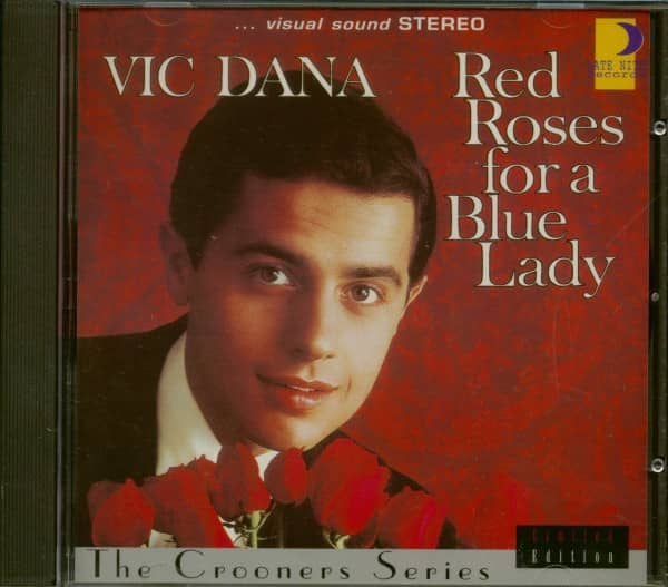 Red Roses For A Blue Lady (CD)