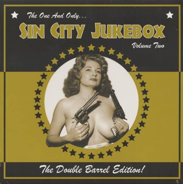 The Sin City Jukebox, Vol.2 (LP)