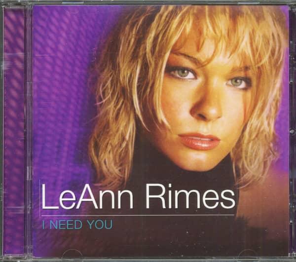 I Need You (CD)