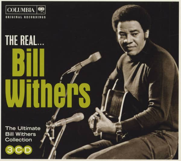 The Real Bill Withers (3-CD)