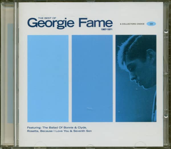 The Best Of Georgie Fame 1967-1971 (CD)