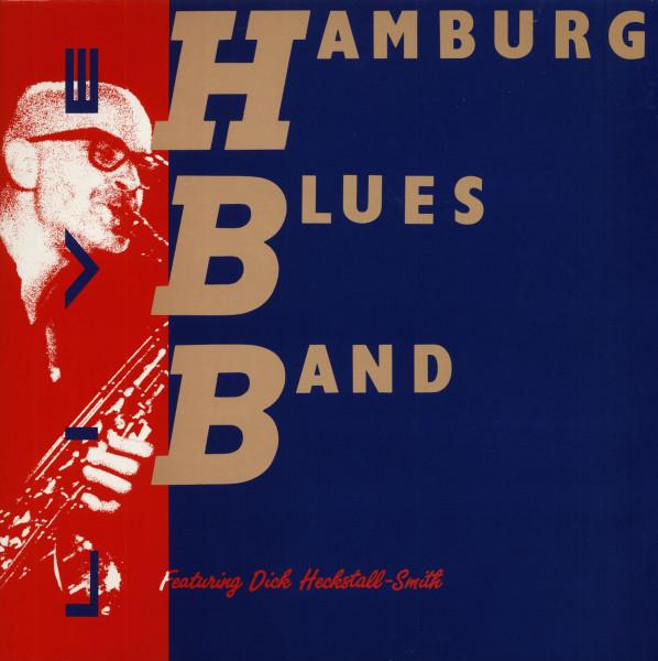 Hamburg Blues Band (LP)