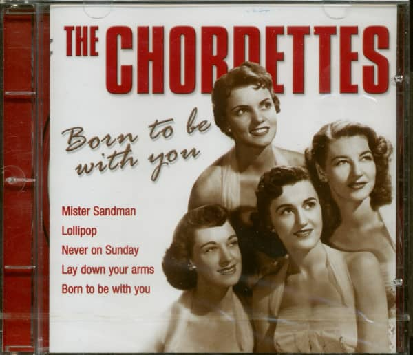 Born to Be With You (CD)