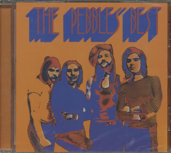 The Pebbles Best...plus (CD)