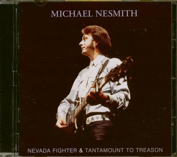 Nevada Fighter - Tantamount To Treason..plus