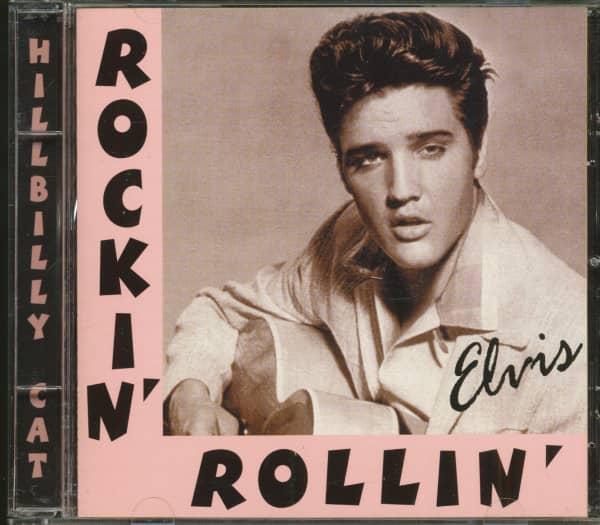 Rockin' Rollin' Elvis - Hillbilly Cat Vol.1 (CD)