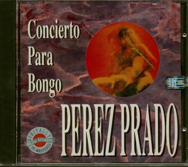 Concierto Para Bongo (CD, Rmst.)