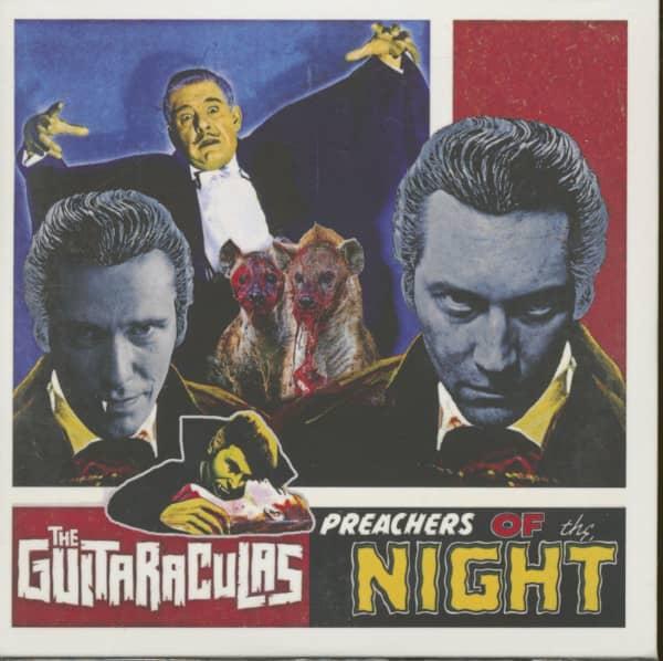 Preachers Of The Night (CD)