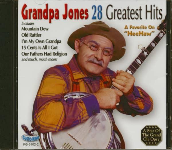 28 Greatest Hits (CD)