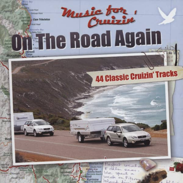 Music For Cruizin' - On The Road Again (2-CD)